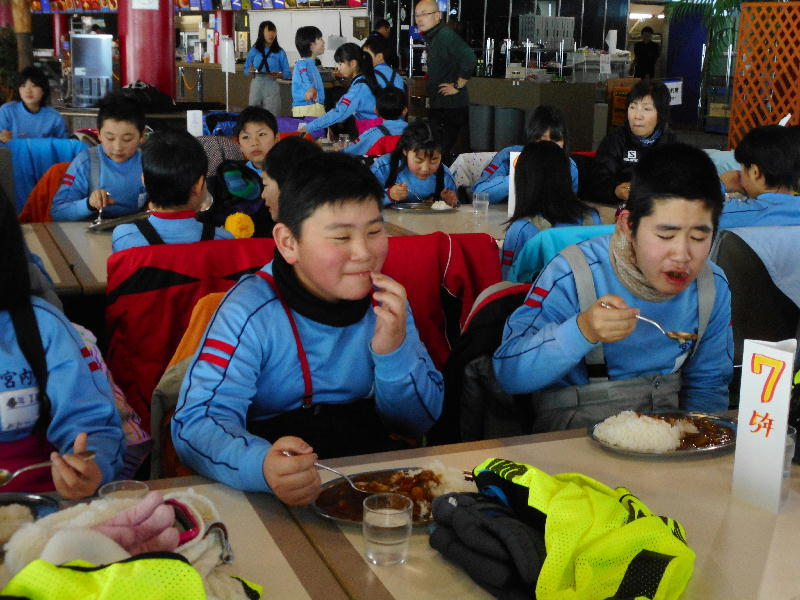 スキー教室in蔵王ライザ