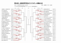 全国高等学校女子ソフトボール選抜大会Best16
