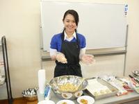 ☆住宅展示場でお料理イベント☆
