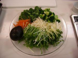 ☆野菜ソムリエイベントでおいしいレシピ☆