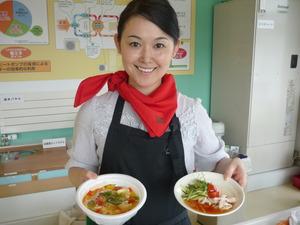 ☆泉ハウジングパークでお料理イベント☆