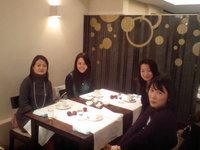 ☆人気のフレンチレストランへ☆
