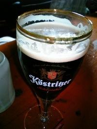ゲーテが愛した黒ビール
