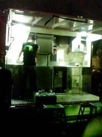 食器洗浄車「ワケルモービル」