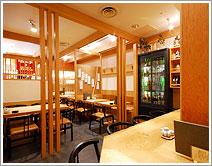 飯・魚・酒・肴 松島 店内 写真