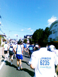 松島ハーフマラソン'08
