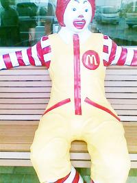 マクドのドナルド