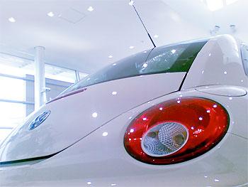 VW車検の見積もり