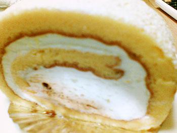 里菜のキャラメルロール