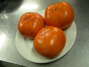 宇田さんの柿?