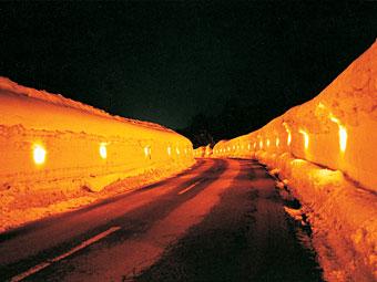 幻想雪回廊
