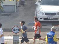 先日の仙台マラソンから