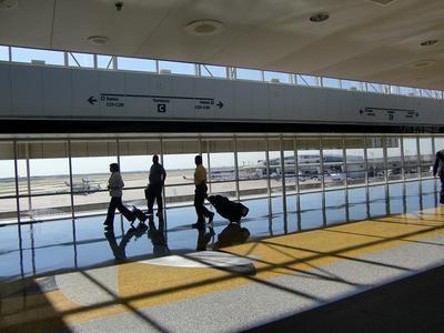 米国の大空港