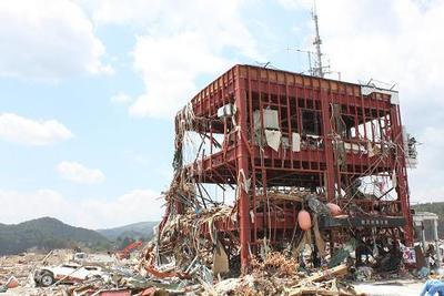 震災モニュメント