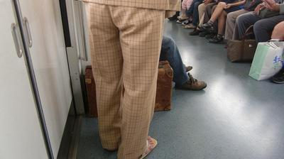 寅さんに京成電車で会いました