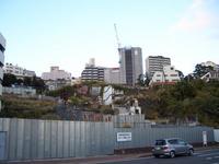 旅館ホテルの解体とマンション建築