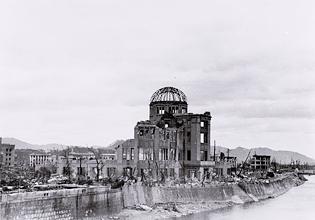 原爆ドームの存在は如何に?