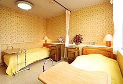 宮上クリニック 病室