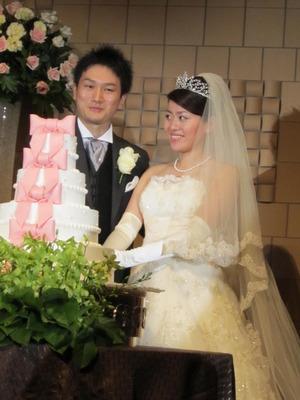 ♡真理子先生がご結婚 ♡ ♡