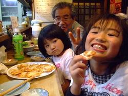 ピザ餃子作り