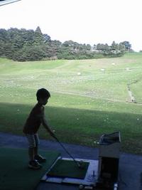 プロゴルファーサスケ♪