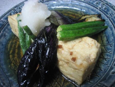 揚げだし豆腐♪