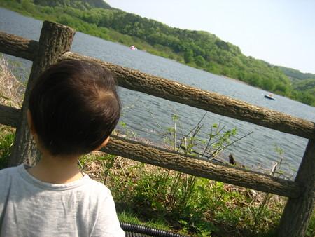 みちのく杜の湖畔公園
