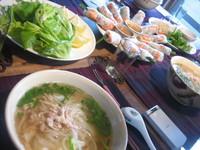 ベトナム料理教室6月♪