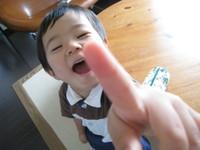 ムネ吉、本領発揮だわ(--;)