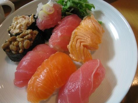 お寿司です♪