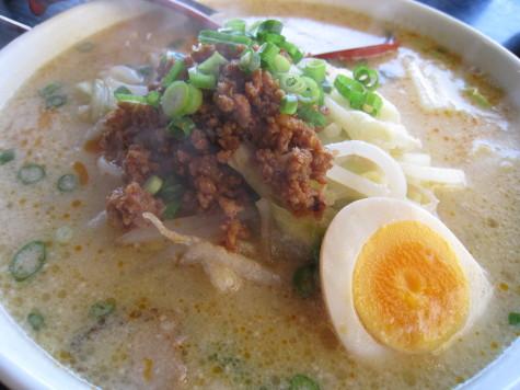 味噌坦々麺♪