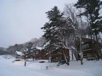 スキーに♪