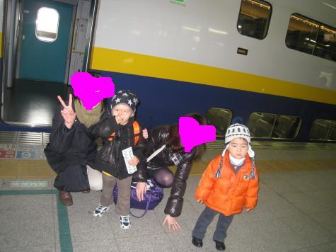 友人が東京から来た♪報告その五。