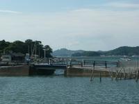 宮戸島の橋