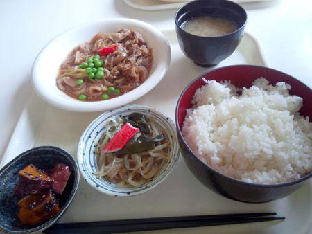 日替り定食 県庁食堂