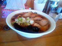 太麺 チャーシュー麺