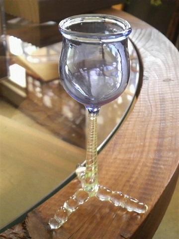 ガラス細工 『飾りグラス』