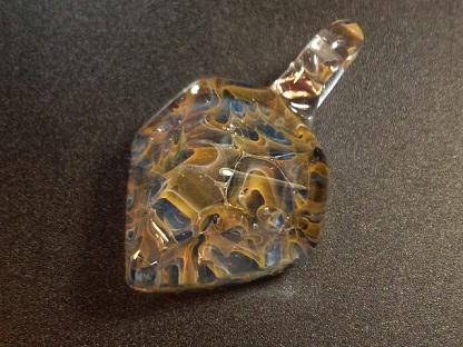 妖艶ガラス 『陽炎の結晶』