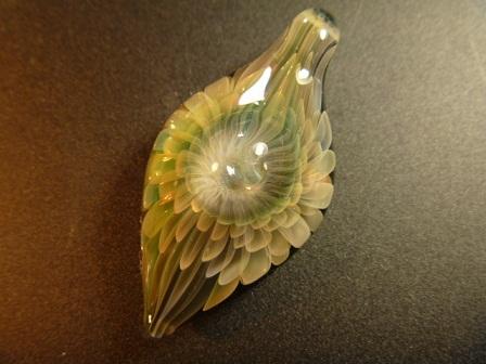妖艶ガラス 『翼』