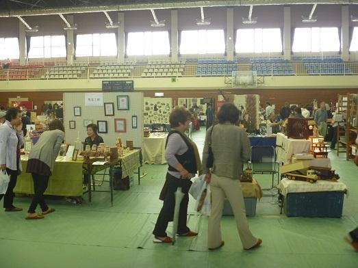イベント 村田町の工芸市、三島の工人まつり