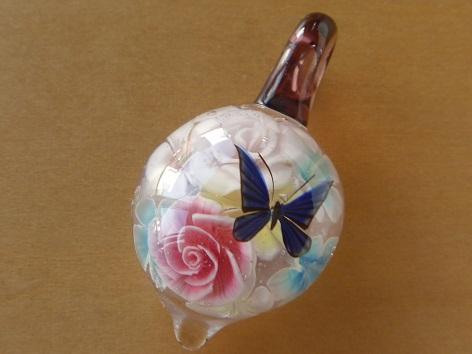 ガラス細工 『花束』
