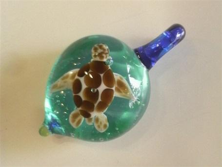 ガラス細工 『美ら海の欠けら』