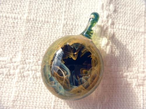 妖艶ガラス 『妖煙』
