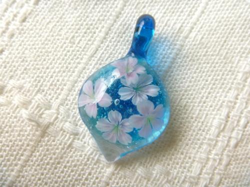 ガラス細工 『桜』