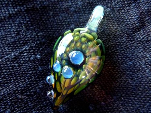 妖艶ガラス 『水滴』