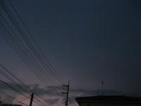 thunder!!