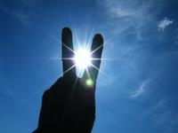 太陽とあそぼ