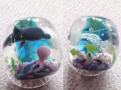 美ら海玉(イルカ、タコ、クラゲ)