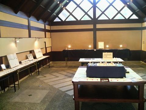 山寺 『風雅の国』 で作品展