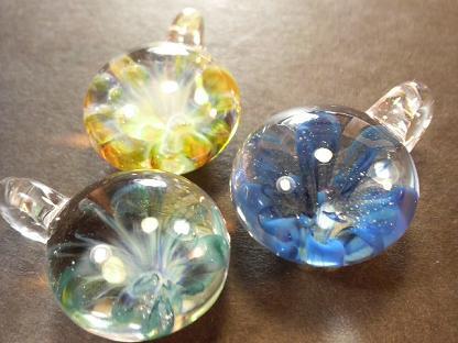 妖艶ガラス 『キャンディドロップ』